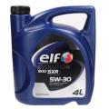 Масло моторное ELF EVOLUTION SXR 5W30 синтетика (4 л)