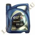 Масло моторное ELF EVOLUTION 900 SXR 5W40 (4л)