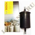 Фильтр топлива/топливный (аналог) для LOGAN до 10.2007 и DUSTER 2.0 бензин