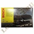 Колодки тормозные передние (аналог) Bosch
