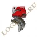 Колодки тормозные задние барабанные (аналог) Большие (203*38) для системы Bosch и Duster 4wd